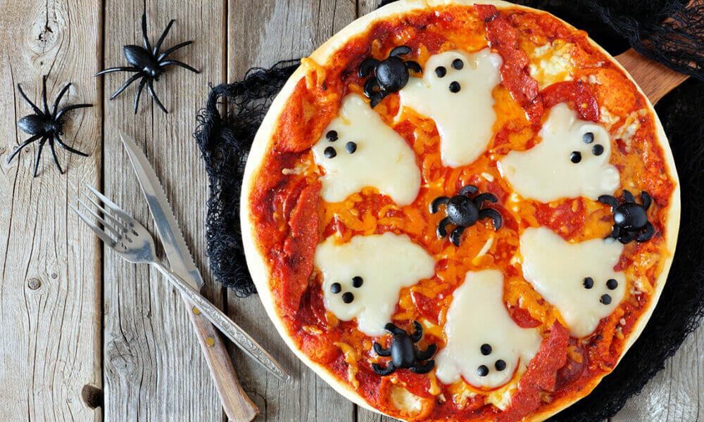 Woerle Halloween gruselige Halloween Fingerfood Ideen mit Käse